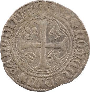 Louis XII, blanc de Provence, 3e type, Aix-en-Provence