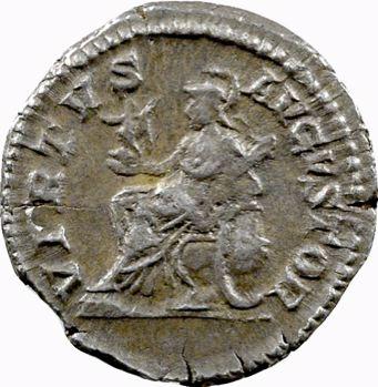 Caracalla, denier, Rome, 206-210
