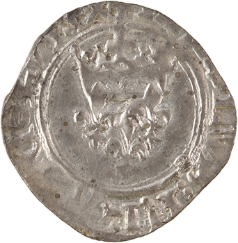 Le Dauphin (au nom de Charles VI), florette [4e-5e ? émission], Angers