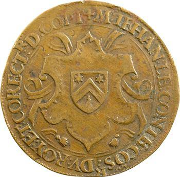 Chambre des comptes, Jean Le Conte, correcteur des comptes, 1553 Paris