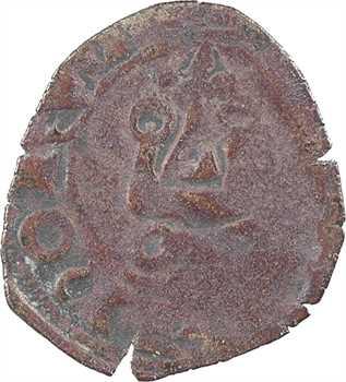 Bretagne (duché de), Charles de Blois, denier tournois, s.d. (c.1357)