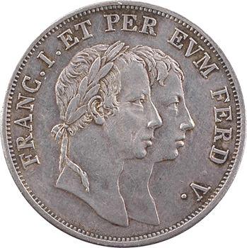 Autriche-Hongrie (Empire), François Ier, couronnement de Ferdinand Ier en Hongrie, 1830