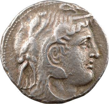 Égypte, Ptolémée Ier Soter, tétradrachme, Alexandrie, 311-305 av. J.-C.