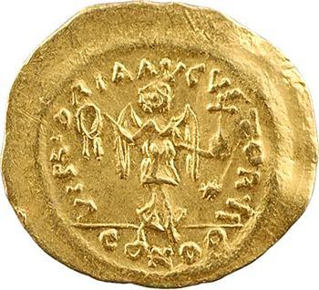 Justin II, trémissis, Constantinople, 565-578