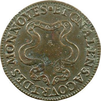 Cour des monnaies, Pierre Monet, général, s.d