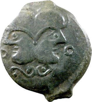 Suessions, Bronze au type janiforme, classe II