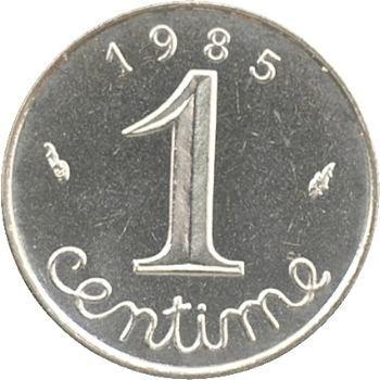 Ve République, 1 centime épi, 1985 Pessac