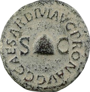 Caligula, quadrans, Rome, 40