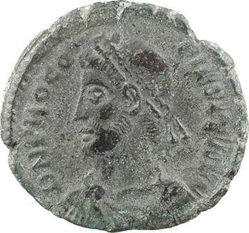 Procope, nummus, Constantinople, 5e officine, 365-366