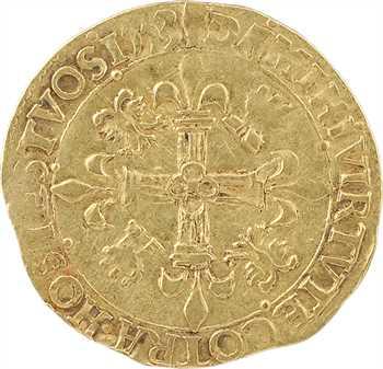 Brabant (duché de), Charles Quint, couronne d'or, 1553 Anvers