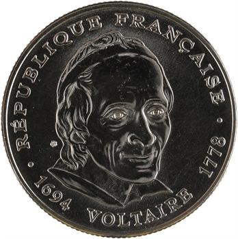 Ve République, essai de 5 francs Voltaire, 1994 Pessac