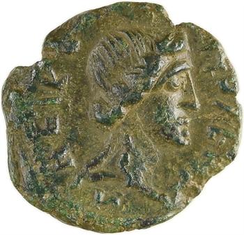 Moésie inférieure, bronze AE15, monnayage civique, Nicopolis, IIe-IIIe s.