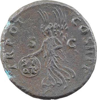 Trajan, as, Rome, 98-99