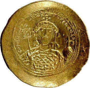 Constantin IX, Histaménon nomisma, Constantinople