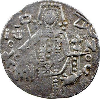 Jean II, aspre d'argent, Trébizonde, 1280-1297