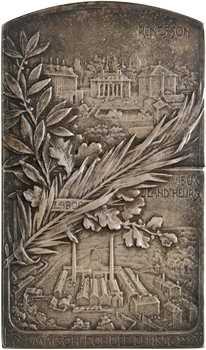 Kautsch (H.) : célébration des noces d'argent de M. et Mme Freund-Deschamps, 1902