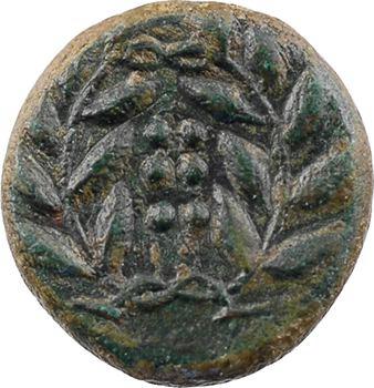 Sicile, Himéra, bronze, c.420-408 av. J.-C.
