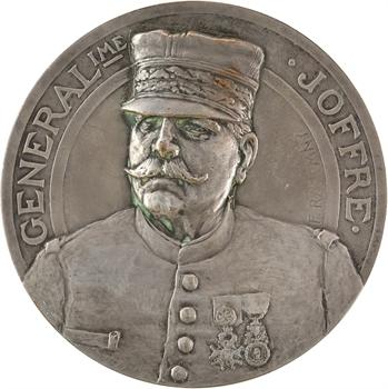 Rasumny (F.) : hommage au Général Joffre, s.d. Paris