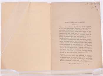 Earle Fox (H.B.), Some athenian problems, London 1905