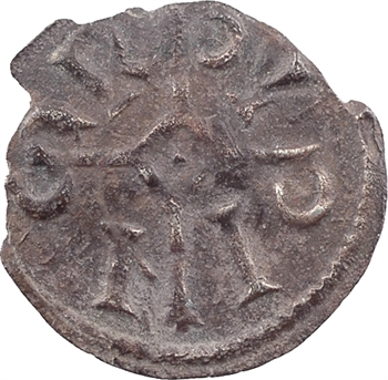 Pépin I ou II d'Aquitaine, obole, Melle