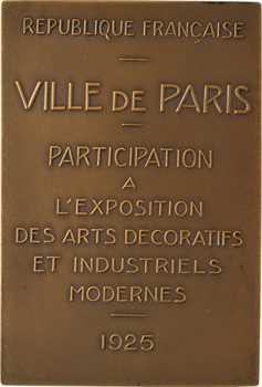 Martin (R.) : Exposition des Arts décoratifs et industriels modernes de 1925, 1926 Paris