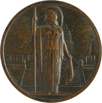 Bénard (R.) : Cinquantenaire du Sénat, à Frédéric Eccard (Bas Rhin), 1929 Paris