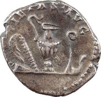 Marc Aurèle César, denier, Rome, 142