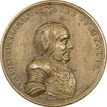 Pologne, le roi Ladislas Ier le Bref par Holzhäuser, s.d. (XVIIIe siècle)