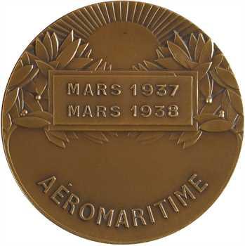 Aviation : l'Aéromaritime, par Fraisse, 1938 Paris
