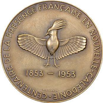 IVe République, centenaire de la Nouvelle-Calédonie française, 1853-1953