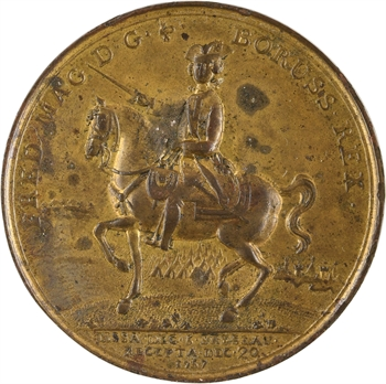 Allemagne/Pologne, Frédéric II le Grand, les victoires de Lissa et Rossbach et le retour à Wrocław (Breslau), 1757