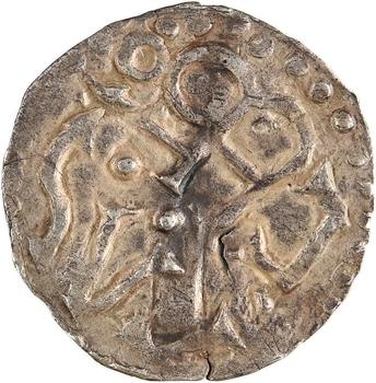 Charlemagne, denier, Marseille