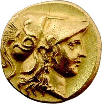 Alexandre III le Grand, statère, Sardes, 334-323 av. J.-C.