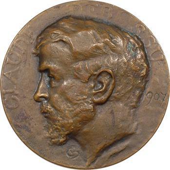 Beetz-Charpentier (Élisa) : Claude Debussy, 1907 Paris