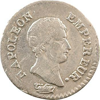 Premier Empire, quart de franc, 1807/6 Perpignan
