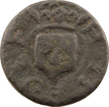 Carcassonne, poids de ville, 1/8e de livre, s.d. (1555)