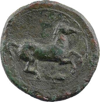 Sicile, Camarina, petit bronze, c.339-300 av. J.-C.