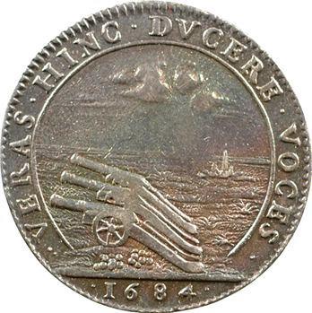 Artillerie, Henri de Daillon, 1684