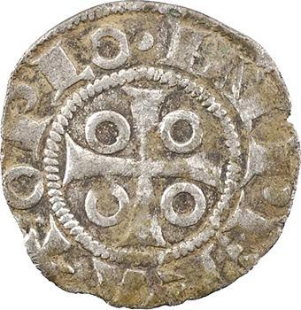 Italie, Savone (marquisat de), au nom de Frédéric Empereur, denier, XIIIe s., Savone (ou Marsanne, Dauphiné ?)