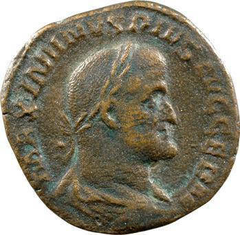 Maximin Ier le Thrace, sesterce, Rome, 236-238