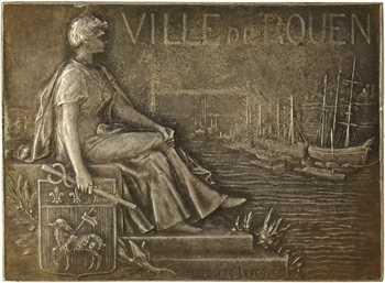 Lefèbvre (H.) : Ville de Rouen, s.d