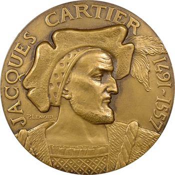 Canada, 400e anniversaire du débarquement de Cartier, par Lenoir, 1934 Paris