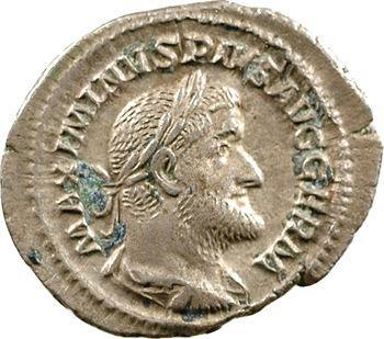 Maximin Ier le Thrace, denier, Rome, 236-238