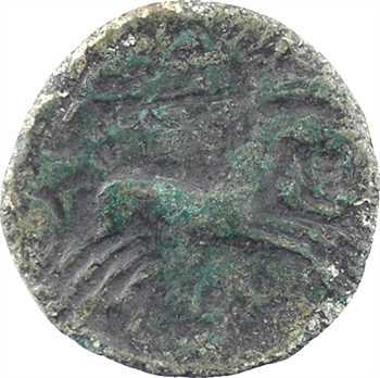 Véliocasses, bronze SVTICCOS/RATVMAGOS, au bige, classe VI, c.50-40 av. J.-C