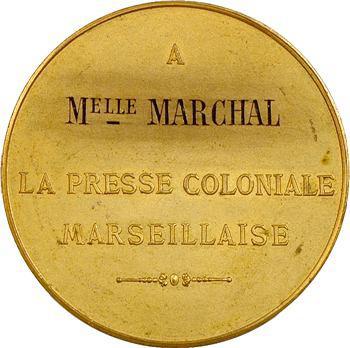 Marseille, la Presse Coloniale Marseillaise, 1908-1909
