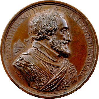 Louis XVIII, Fidélité et dévouement, Henri IV
