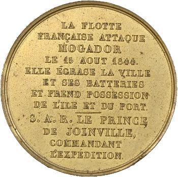 Louis-Philippe Ier, prise de Mogador par le Prince de Joinville, 1844 Paris