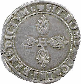 Henri IV, demi-franc, 1598 (?) Toulouse