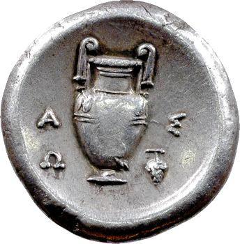 Béotie, statère, Thèbes, Ve-IVe s. av. J.-C.