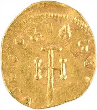 Tibère III, semissis, Constantinople, 698-705